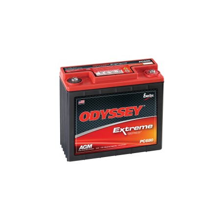 Batterie pour tous types de bateaux ODYSSEY Extreme SeriesTM PLOMB PUR - PC680