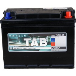 batteries TAB MOTION TUBULAIRE - 90T