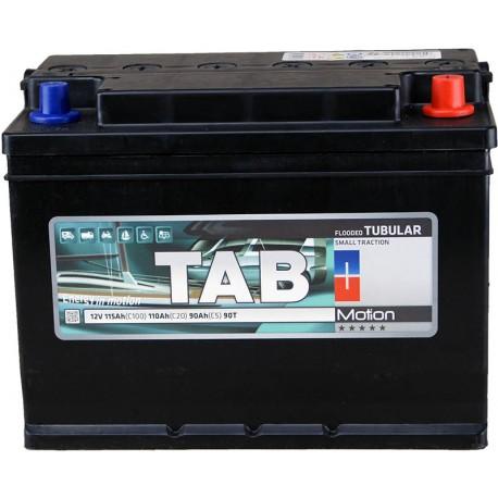 Batterie pour tous types de bateaux TAB MOTION TUBULAIRE - 90T